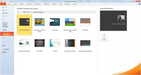 microsoft office powerpoint background