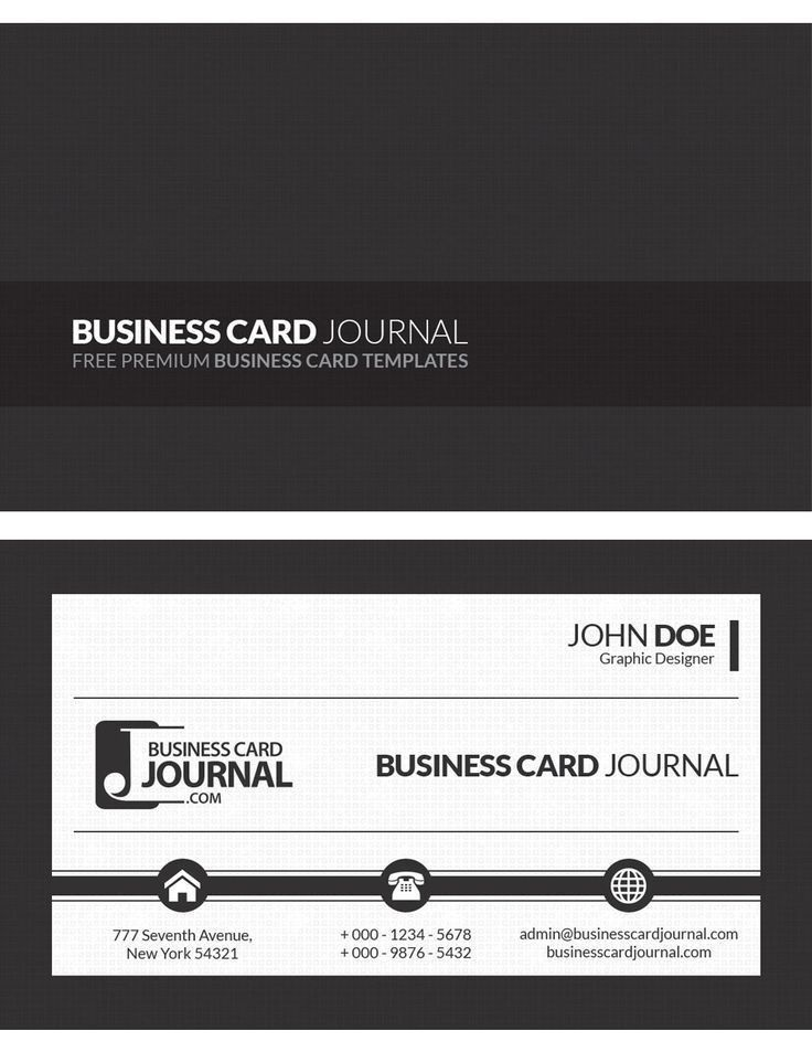 1408 best card images on Pinterest | Business card design ...