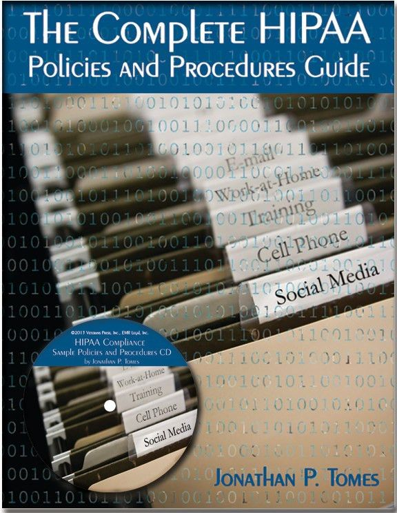 HIPAA Policies and Procedures Templates Updated with Omnibus Change.