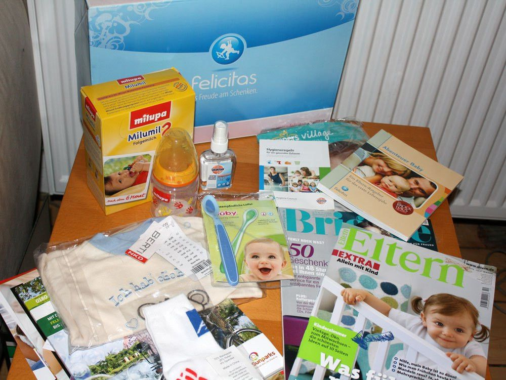 More free baby stuff in Germany - No Ordinary Homestead