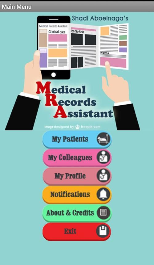 Medical Records Assistant - Android Apps on Google Play