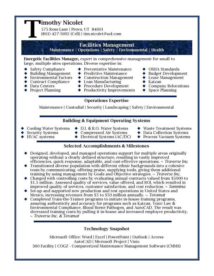 25+ best Professional resume samples ideas on Pinterest ...