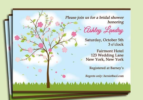 Bridal Shower Invitation Wording - 365greetings.com