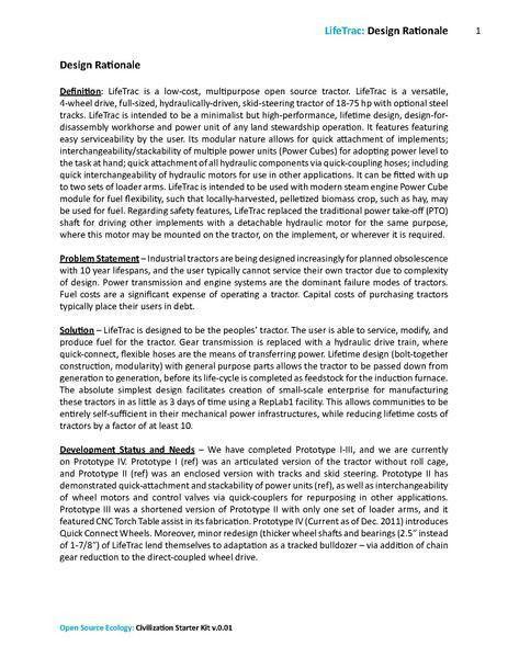 File:Open Source Ecology - LifeTrac - Design Rationale.pdf ...