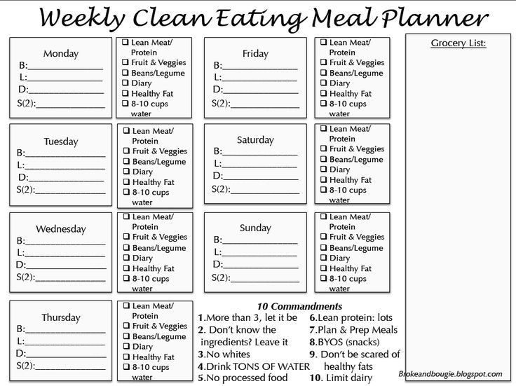 Best 25+ Meal planning printable ideas on Pinterest | Free ...