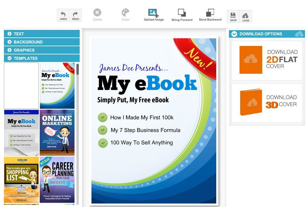 Best free online graphics editors for making your own book cover ...