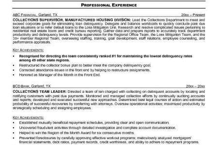 collections manager resume manager resume manager resume