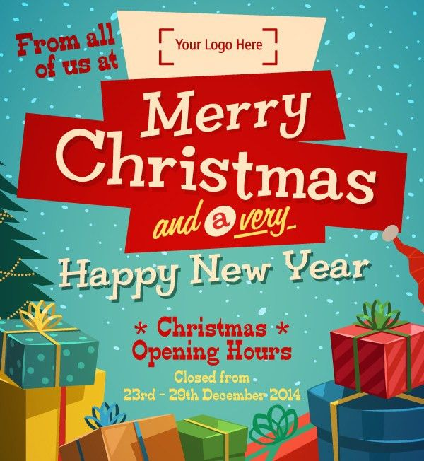 Do your customers know your opening hours over Christmas? - Martlette