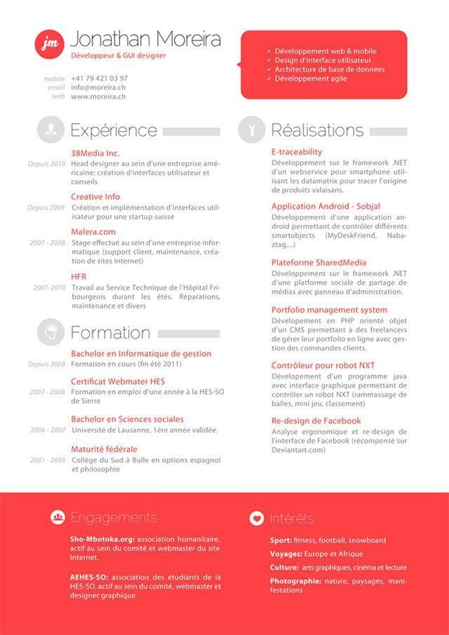 126 best Resume Samples images on Pinterest | Cv template, Resume ...