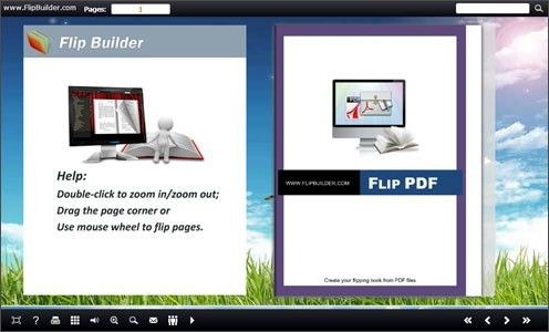 flip pdf corporate edition manual template settings[FlipBuilder.com]