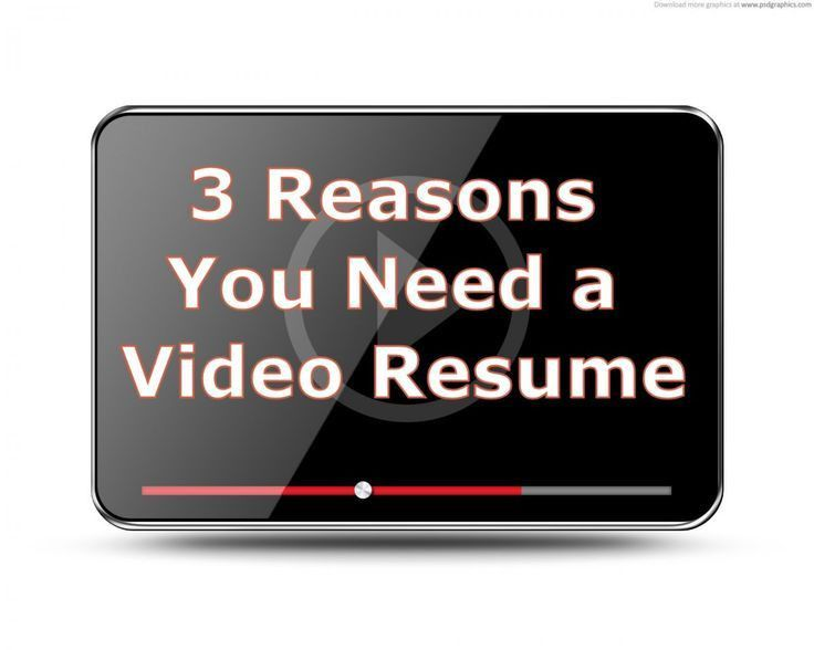 31 best Video Resume/Cover Letter images on Pinterest | Resume ...