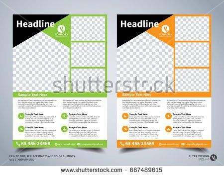 Flyer Layout Stock Images, Royalty-Free Images & Vectors ...