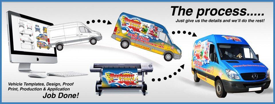 Vehicle Wraps & Graphics | INKit Design N' Print