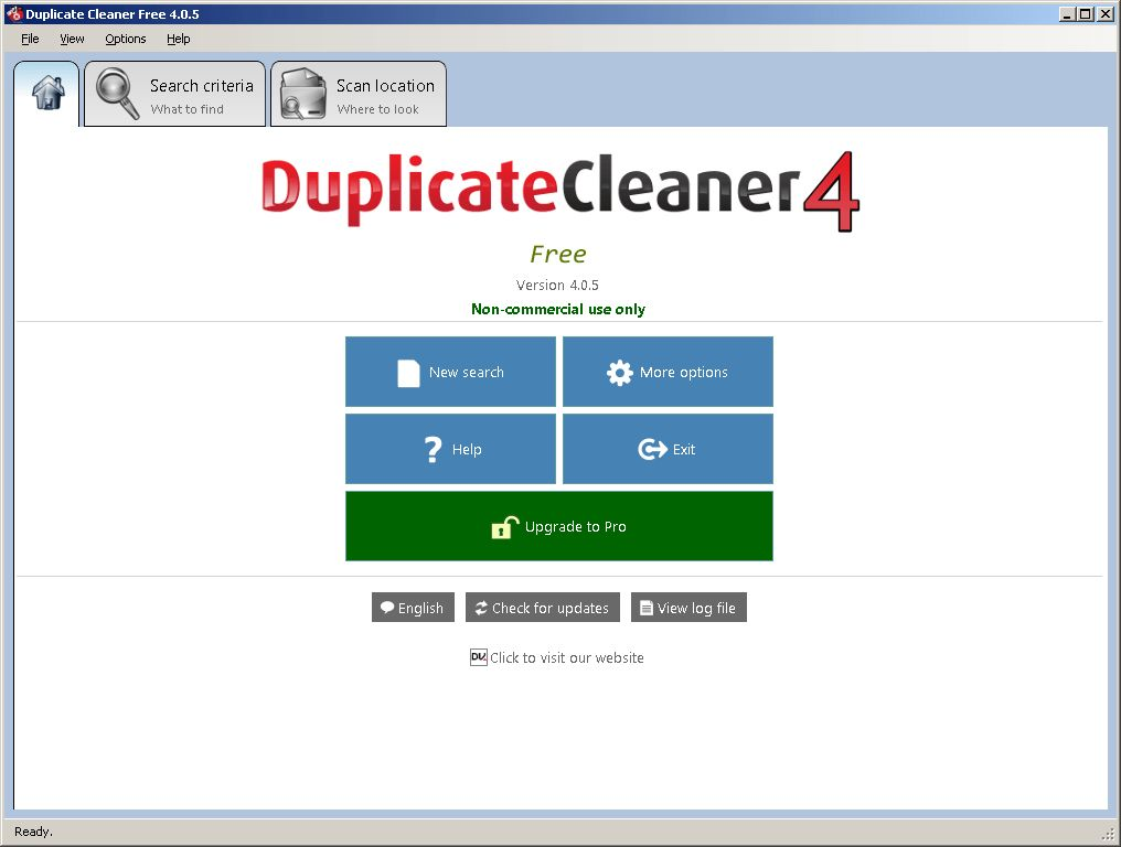 Duplicate Cleaner - Free download and software reviews - CNET ...