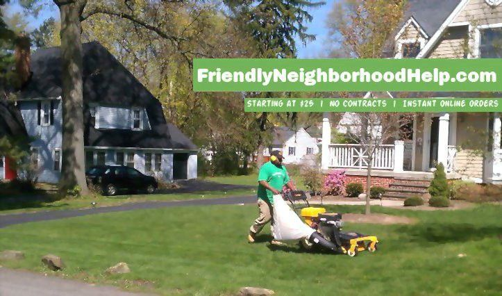Lawn Service in Euclid Ohio | Euclid Ohio Lawn Service | Friendly ...