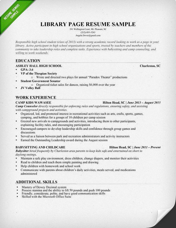 resume tips for college students to get ideas how to make fetching ...