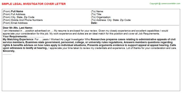 Vp Legal Counsel With Christian Dior Usa Cover Letters