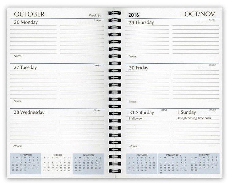 2018 Planner Refills and inserts, Address Book refills, Organizers ...