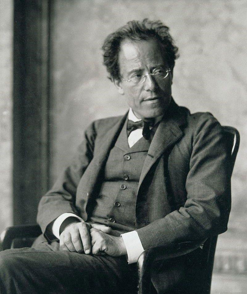 Gustav Mahler - Wikipedia