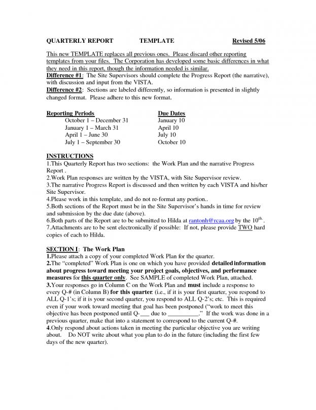 Company Report Template Examples Cover Letter Sample Business .