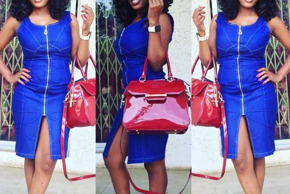 Nana Aba Anamoah Turns English Tutor On Instagram - MediaHomeGh.com