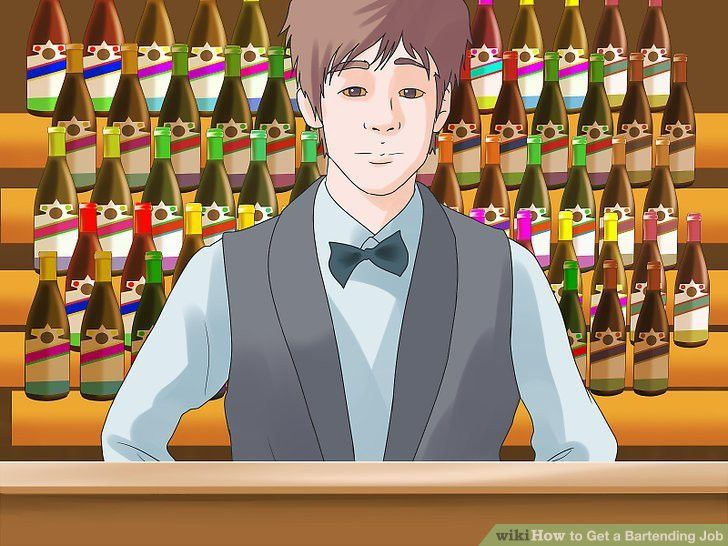 How to Get a Bartending Job: 10 Steps (with Pictures) - wikiHow