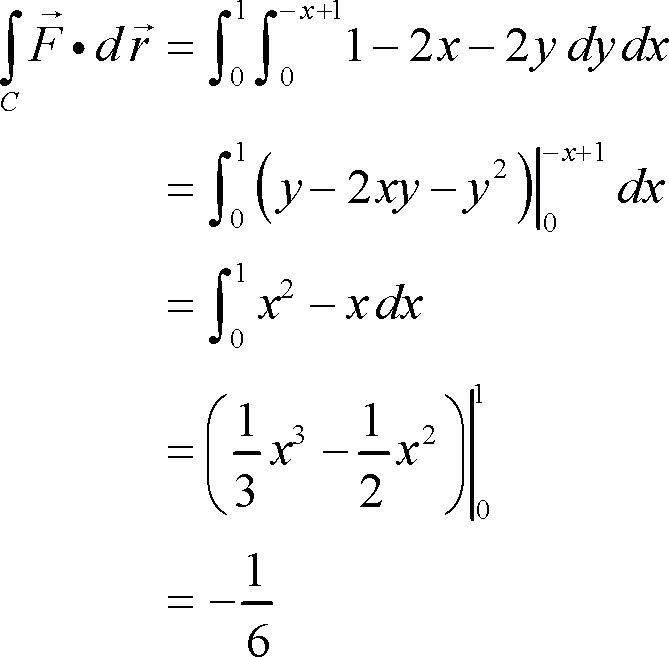 Calculus III - Stokes' Theorem