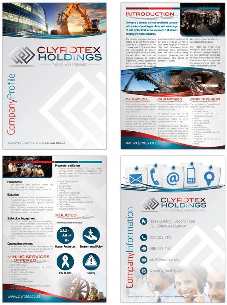 Business Profile Designers, Company Profile Designers, Corporate ...