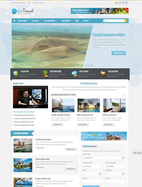 Template Free Download For Joomla 2.5 - Pet-Land.info