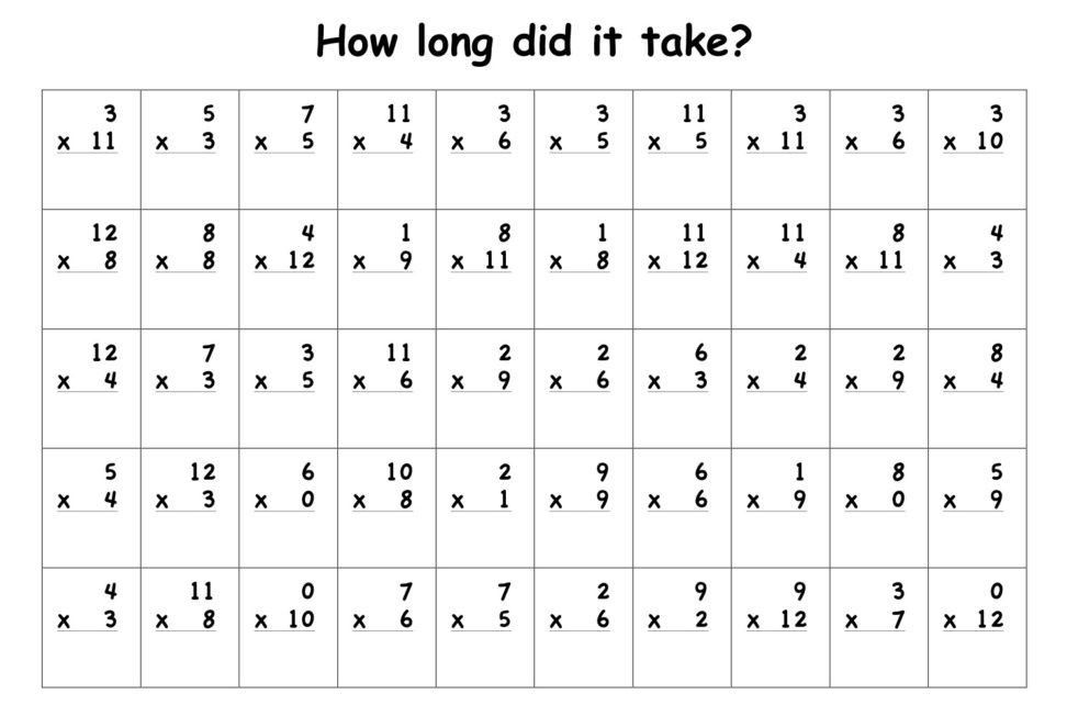 Long Multiplication Worksheets. Multiplying Decimals Worksheet ...