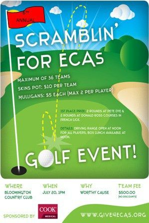 15 Free Golf Tournament Flyer Templates : Fundraiser & Charity ...