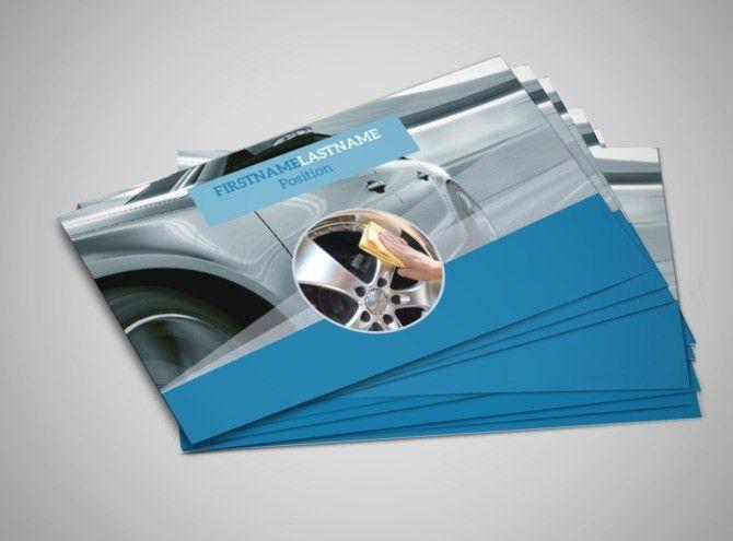Auto Detailing Flyer Template | MyCreativeShop
