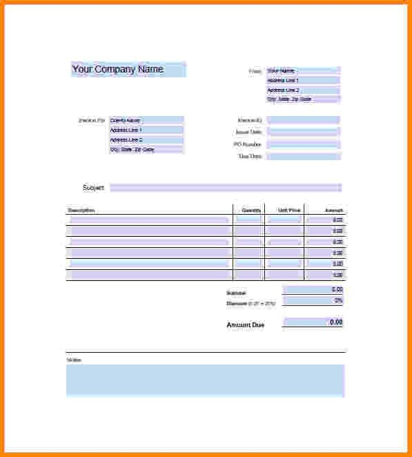 8+ freelance graphic design invoice template | Short paid invoice