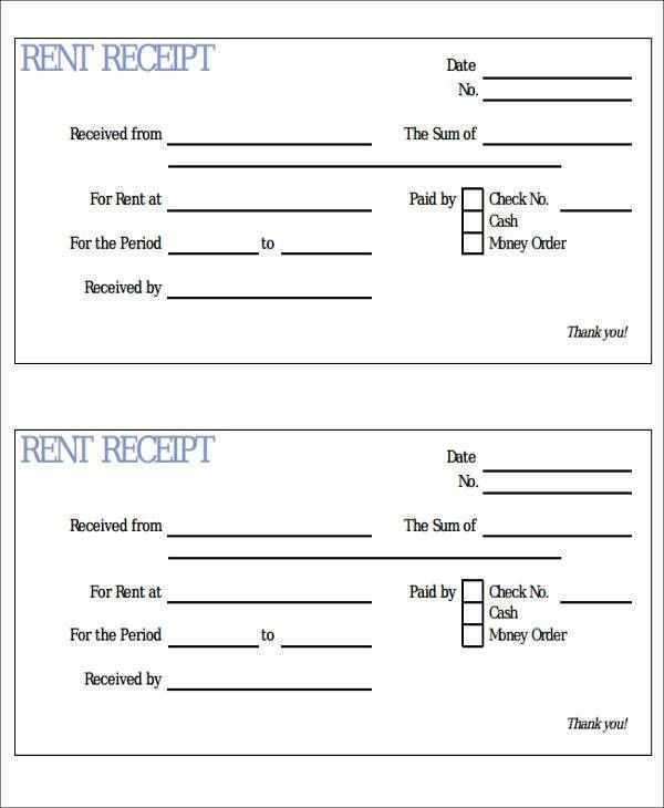Car Payment Receipts - 9+ Examples in Word, PDF
