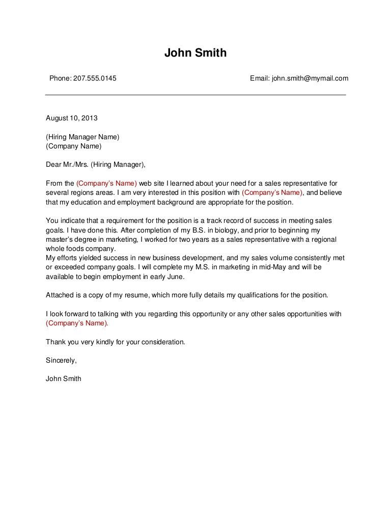 how to write a successful cover letter. business project proposal ...