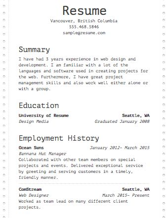 apple resume templates mac pages resume templates resume