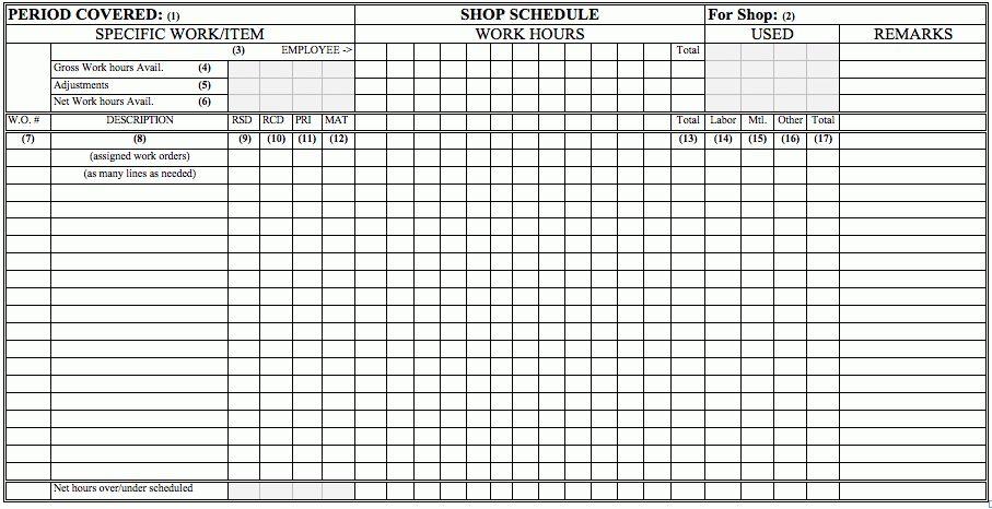 Door Schedule Template & 21 Construction Schedule Templates In ...