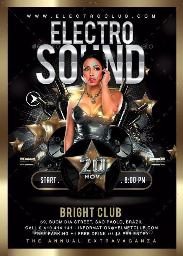 21+ Party Flyer Designs, PSD Download   Design Trends - Premium ...