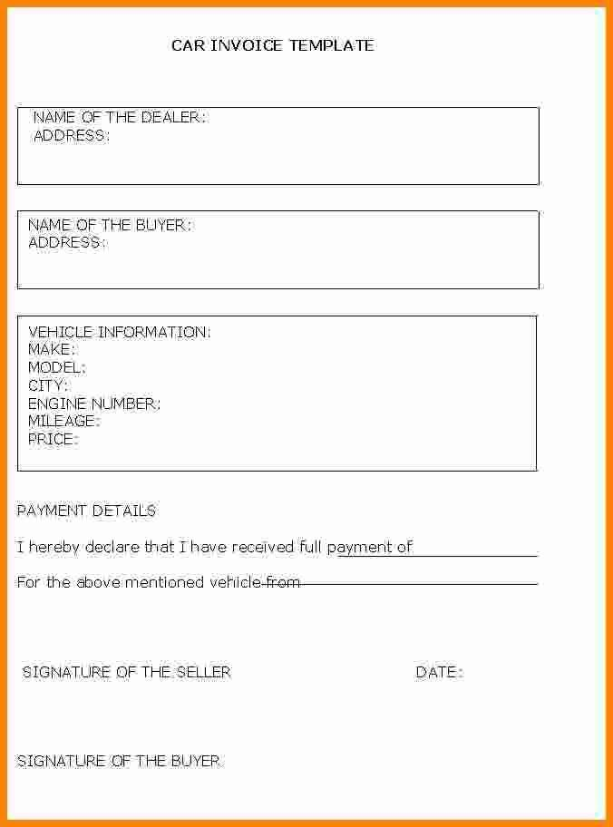 8+ how to write a receipt for selling a car | ledger paper