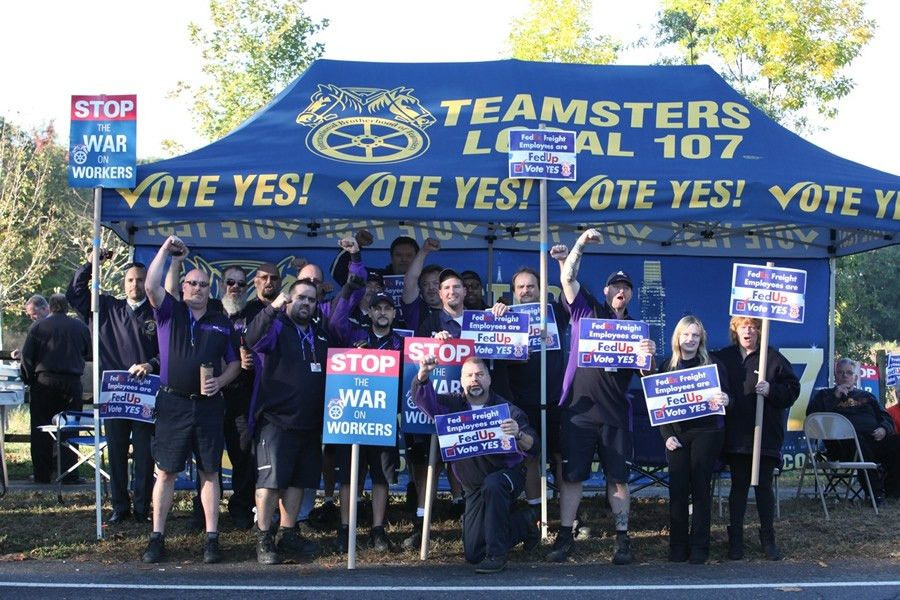 Teamsters Freight Power | Teamsters