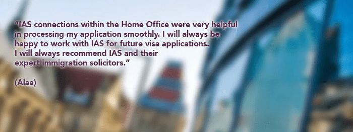 Visitor Visa | UK Temporary Work Visa | Immigration Specialists | IAS
