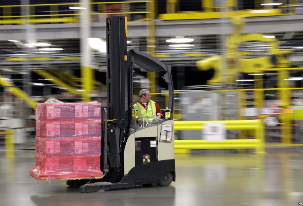 Amazon is hiring - American Forklift
