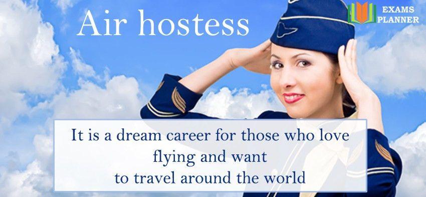 Career in Air Hostess: Eligibility, Courses, Jobs, Salary