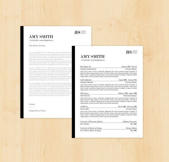 18 best Cover Letter Design images on Pinterest | Resume ideas ...