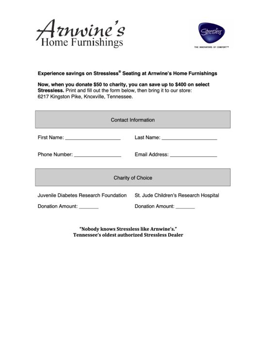 Donation Form Templates] 6 Free Donation Form Templates Excel Pdf ...