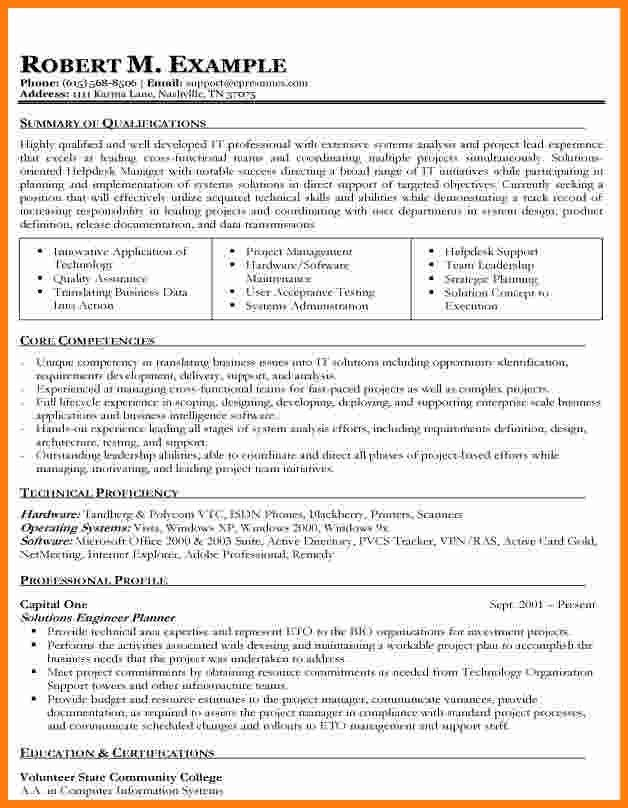 pics photos it manager resume example program manager wpruulxm ...