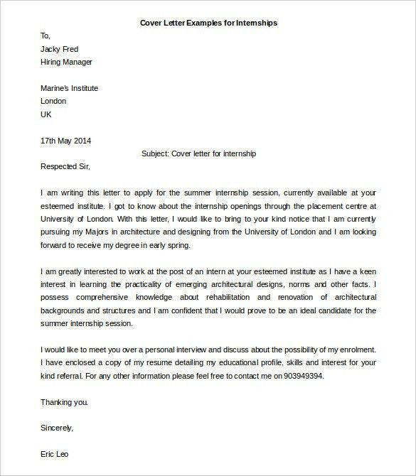 Word Cover Letter Templates 12 Free Cover Letter Template ...