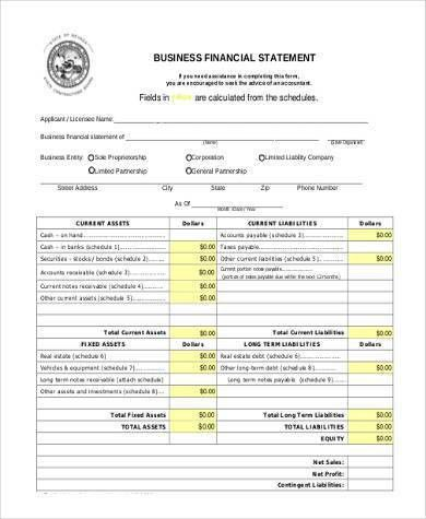 Sample Printable Business Forms - 8+ Free Documents in PDF