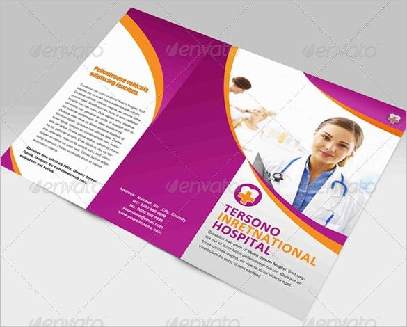 Free Medical Brochure Templates Medical Brochure Templates - Healthcare brochure templates