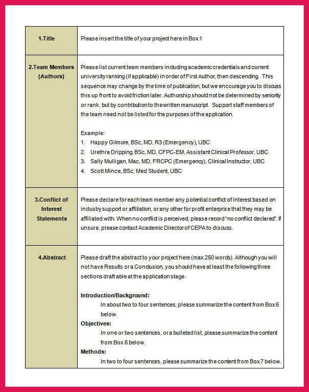 example of a research proposal | sop examples